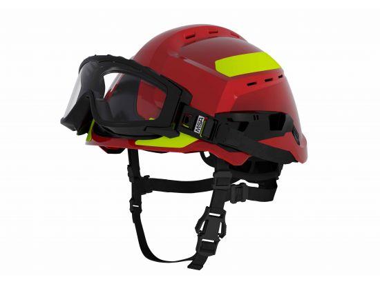 Casque Gallet F2XR avec lunette masque Responder