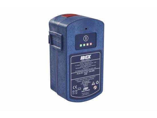 Batterie Lithium-Ion 9AH eau de mer