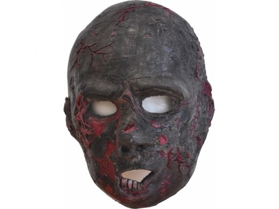 Simulation brûlure thermique au visage