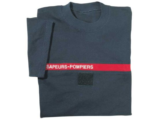 Tee-shirt Pompier