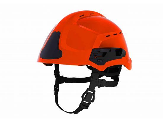 Casque F2XR orange JSP