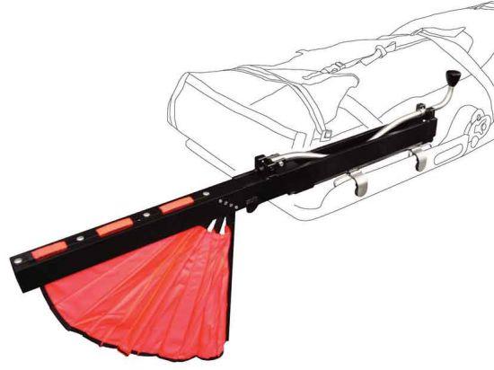 Dérive anti-giration pour brancard Franco Garda