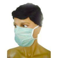 Masque en non tissé haute filtration 3 plis les 50