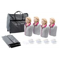 Pack de 4 mannequins Little Anne QCPR