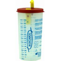 Bocal réutilisable pour aspirateur Boscarol