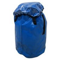 Sac de transport bleu 60L