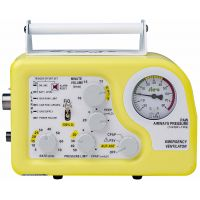 Ventilateur d'urgence SIRIO S2/T