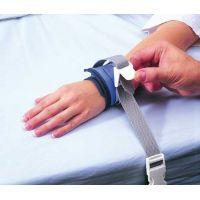 Attache poignets ou chevilles à fermeture de sécurité