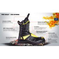 Rangers FIRE EAGLE + paire de chaussettes techniques et cirage d'entretien offerts