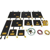 Set de coussins de levage Vetter S.Tec 12 bar - Capacité de levage 59T