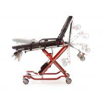 Brancard motorisé pour patient obèse POWERFLEXX