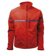 Veste Softshell ERP - Rouge