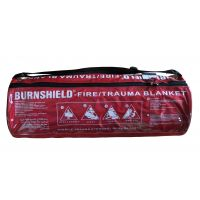 Couverture BURNSHIELD