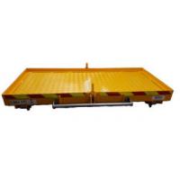 Plateau lorry aluminium version standard