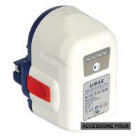 Chargeur 230V pour batterie Lithium-Ion 5Ah