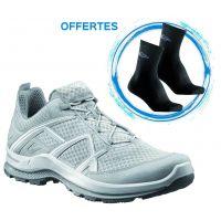 Chaussures BLACK EAGLE AIR Low pour femme avec paire de chaussettes techniques offerte