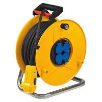 Enrouleur Standard FD Pro 4 prises avec protection différentielle