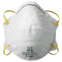 Masque de protection FFP1 avec coque