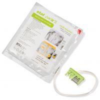 Electrodes Zoll pour DSA de formation Zoll