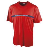 Tee-shirt « Sécurité incendie »