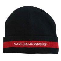 Bonnet bleu marine Sapeurs-pompiers