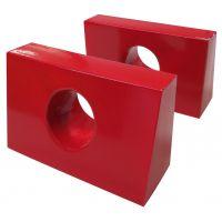 Blocs latéraux de remplacement pour immobilisateur de tête