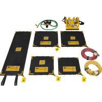 Set de coussins de levage Vetter S.Tec 12 bar - Capacité de levage 33T