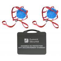 Ensemble de protection anti-déclenchement air bag pour VL