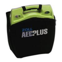 Sacoche de transport noire AED plus