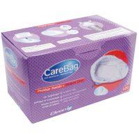 Sac hygiénique pour bassin de lit - Care bag