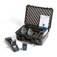 Système de communication radio Vokkero Guardian Atex - Kit de 3 utilisateurs
