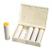 Fumigènes 17 m3 fumée blanche - Le lot de 5