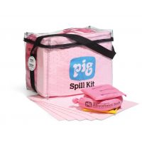 Kit déversements Clear Cube pour produits chimiques 54L