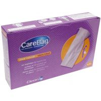 Sac urinal avec substance absorbante Care bag