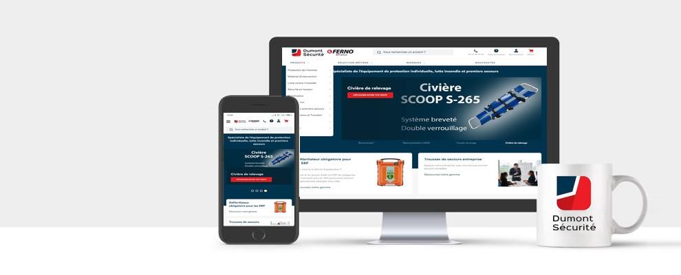 Bienvenue sur notre tout nouveau site compatible mobile !